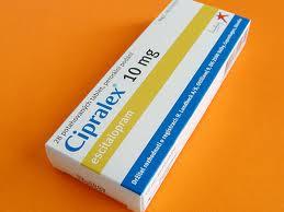 Antidepresantai cipralex-escitalopram